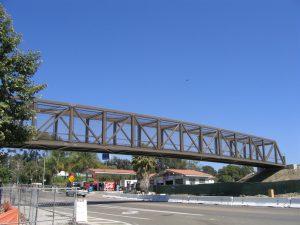 Pedestrian Bridge, Shop Coated, Field Touch-Up