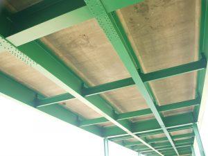 Underside Finished Bridge Camp Pendleton, CA