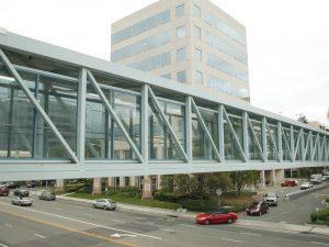 Pedestrian Bridge CHOC Hospital